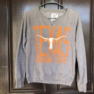 Texas longhorns long sleeve / sweater